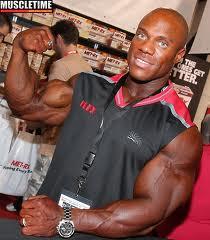 duzy biceps